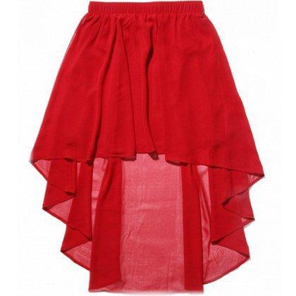 Как сшить юбку со шлейфом?