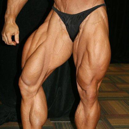 Как прокачать мышцы ног?