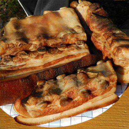 Как приготовить мясо для горячего копчения в