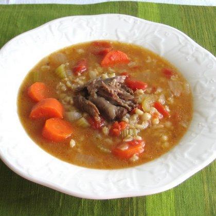 Как сварить суп из тушенки?