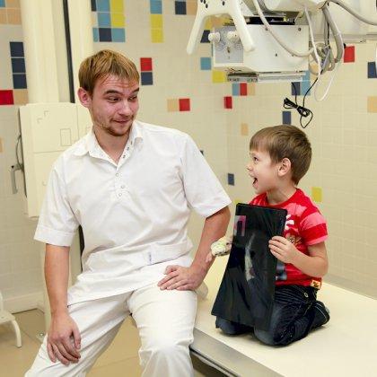 Вреден ли частый рентген ребенку?