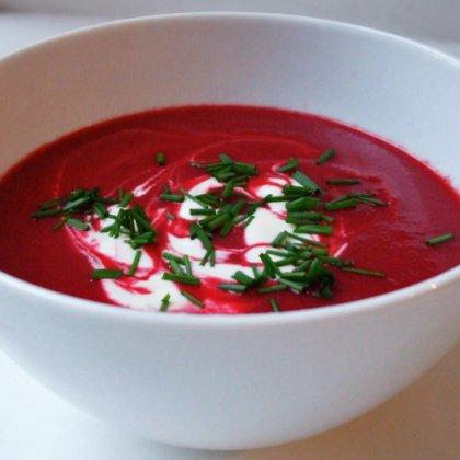 Как варить суп свекольник?