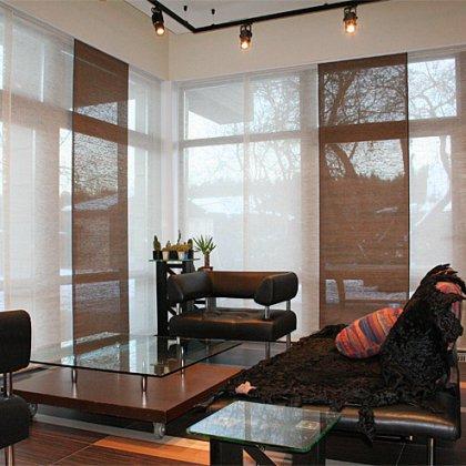 Как выбрать шторы для офиса?