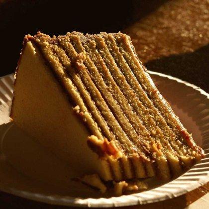 Торт из песочного теста фото