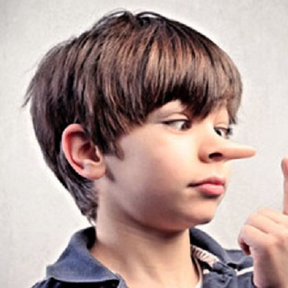 Как научить ребенка не врать?