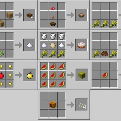 Как сделать в майнкрафте зачарованное золотое яблоко 152