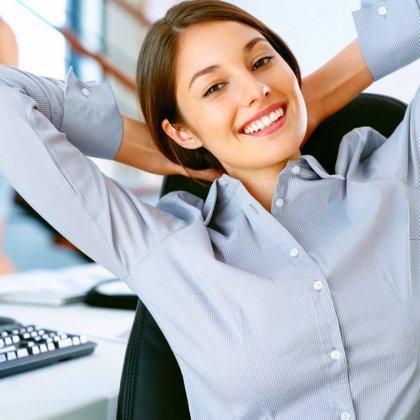 Как тренировать спину при сидячей офисной работе?