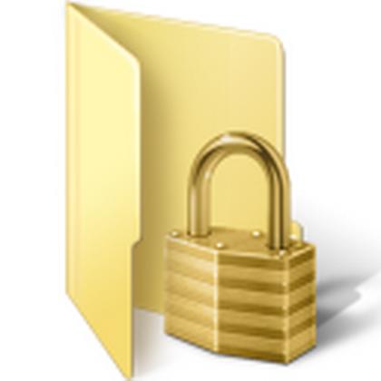 Защищаем папку паролем
