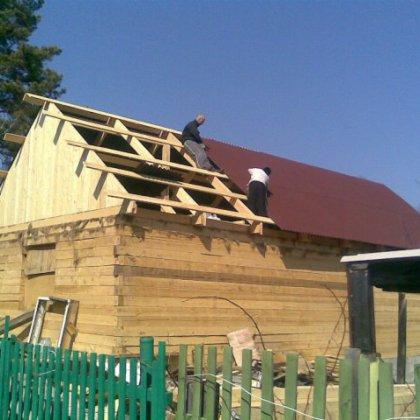 Крыша ремонт крыши дома