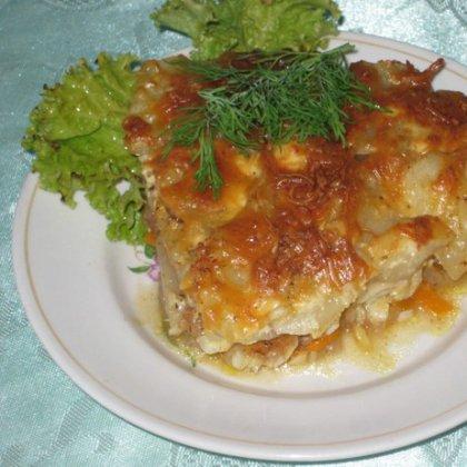 Блюда из куриного филе при повышенном холестерине