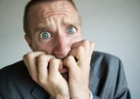 Как испугать человека взглядом