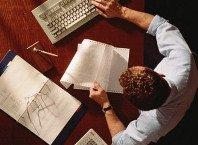 Подработка бухгалтером на дому