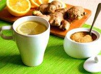 Напиток для похудения из имбиря