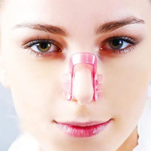 Как сделать курносый нос уже